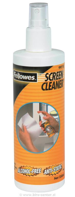 FELLOWES ČISTILO ZA EKRAN 99718 250ml
