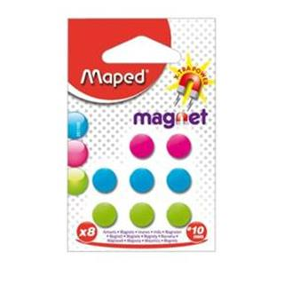 MAGNETI MAPED 10MM SORTIRANO 1/8
